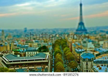 Paris in Miniature
