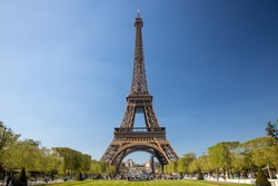 Paris is amazing city, eiffel tower