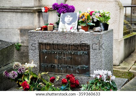 paris   january 3  jim morrison'...