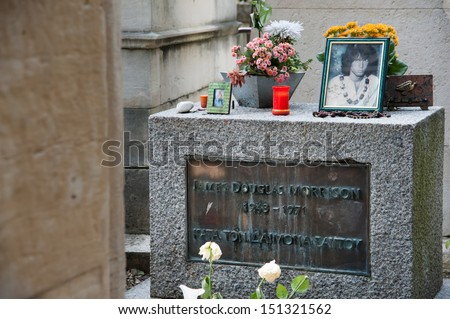 paris   june 25  jim morrison's ...