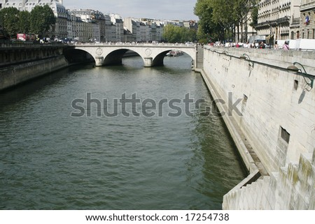 Paris Pont au Change #17254738