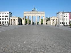 Paris Square in Berlin