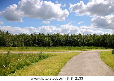 Park Bike Path