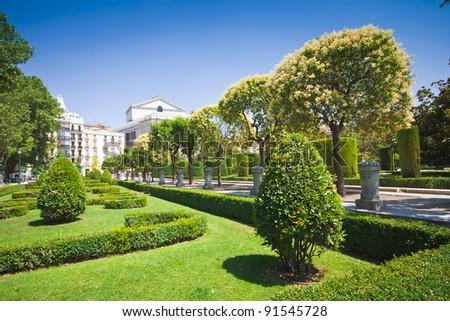 Park in Spain