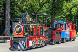 park of rest, children's engine