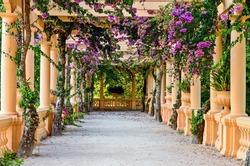 Park of St Antonio in Aveiro