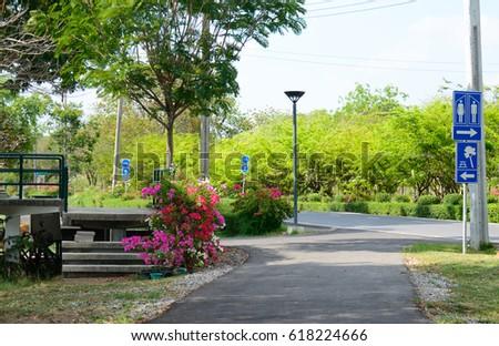 park outdoor  #618224666