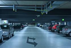 Parking garage #1