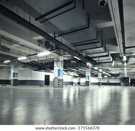 parking garage  #171566378