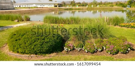Parks and marshes, recreation areas