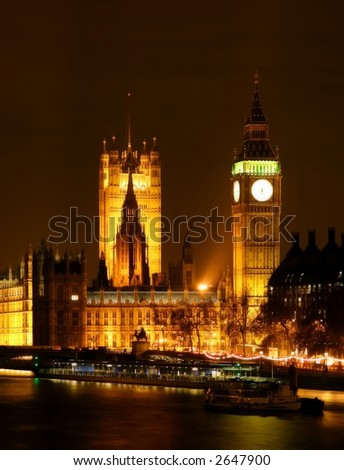 Parlament House - stock photo