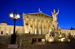 Parlament Vienna, Austria