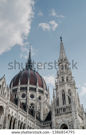 Parliament of Hungary, famous place  #1386854795