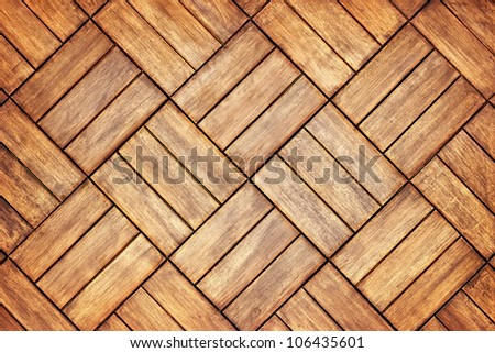 Parquet floor background - grunge element for design
