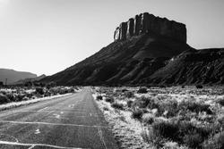 Parriott Mesa, Castle Valley, Utah