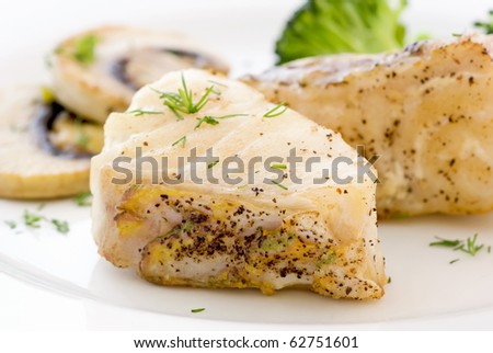 Parrot Fish Steak