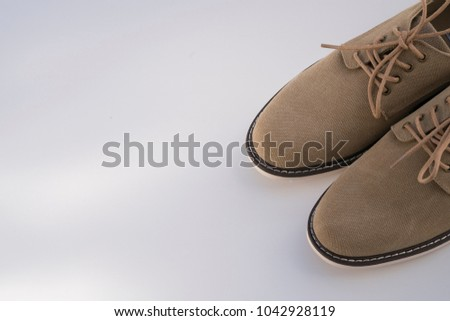 Part of men's shoes #1042928119