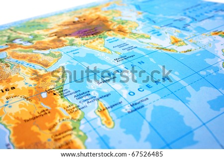 world map asia europe. the world map with Europe,