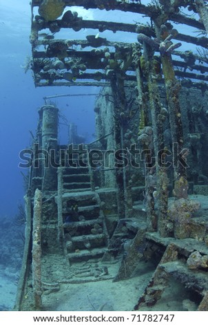 part of the wreck of the willaurie
