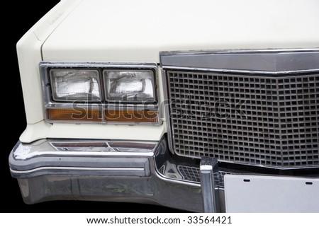 Part of vintage Cadillac Eldorado Biarritz, Model Year 1976