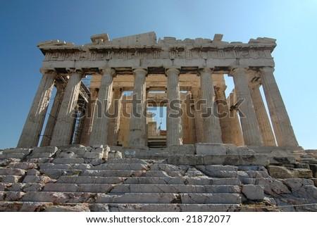 Parthenon - Acropolis (Athens, Greece)