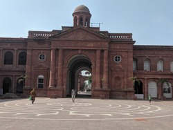 Partition museum in India Pakisthan border city