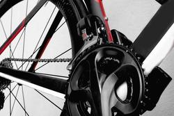 parts bicycle wheel, chain, frame road bike brake cycling