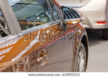 parts for motor vehicles and bicycles, note shallow depth of field #624892913