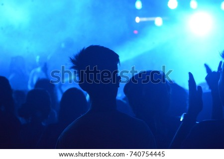 Party Crowd