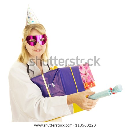 Party doctor with some gifts