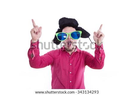 party man - Shutterstock ID 343134293