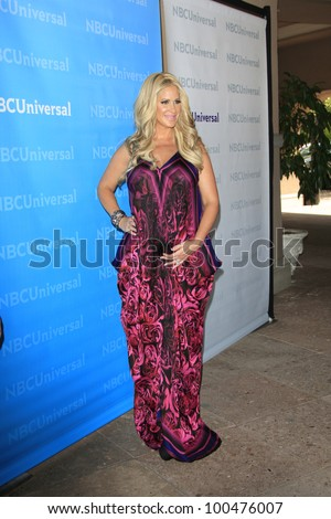 PASADENA - APR 18: Kim Zolciak at the NBCUniversal summer press day held at The Langham Huntington Hotel and Spa on April 18, 2012 in Pasadena, California