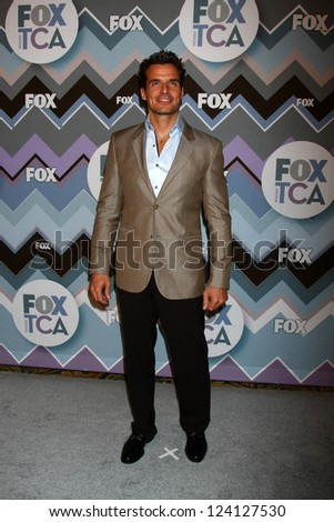 PASADENA, CA - JAN 8:  Antonio Sabato Jr. attends the FOX TV 2013 TCA Winter Press Tour at Langham Huntington Hotel on January 8, 2013 in Pasadena, CA