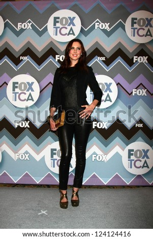 PASADENA, CA - JAN 8:  Eva Amurri Martino attends the FOX TV 2013 TCA Winter Press Tour at Langham Huntington Hotel on January 8, 2013 in Pasadena, CA - stock photo