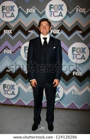 PASADENA, CA - JAN 8:  Lucas Neff attends the FOX TV 2013 TCA Winter Press Tour at Langham Huntington Hotel on January 8, 2013 in Pasadena, CA