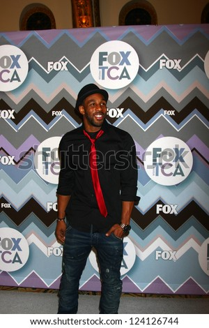 PASADENA, CA - JAN 8:  Stephen Boxx, aka Twitch attends the FOX TV 2013 TCA Winter Press Tour at Langham Huntington Hotel on January 8, 2013 in Pasadena, CA