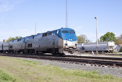 Passenger Train Engines
