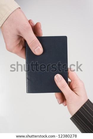 Passing Passport (Blank)