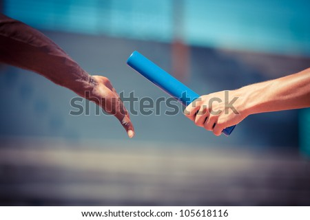 Passing the Relay Baton