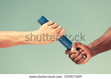 Passing the Relay Baton