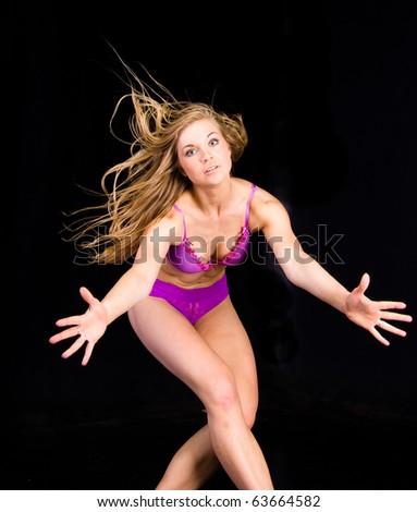 Passion Dance - stock photo