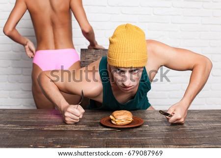 Girl orgy oiled