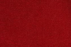 Passionate red fabric background for your interior. High resolution photo.
