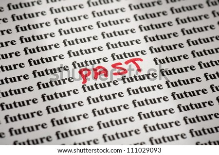 Past in future