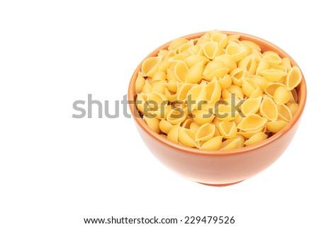 pasta isolated #229479526
