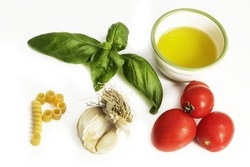 pasta recipe ingredients