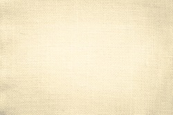Pastel abstract Hessian or sackcloth fabric texure background. Wallpaper of artistic wale linen canvas. Blanket or Curtain of cotton pattern background with copy space for taxt decoration.