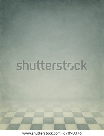 Pastel blue background for  card or poster.