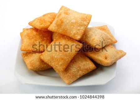 Pastel - Brazilian pastry #1024844398
