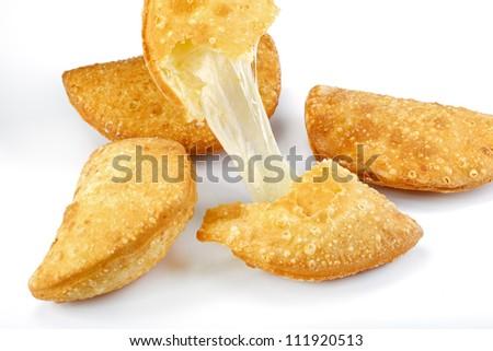 Pastel - Brazilian pastry